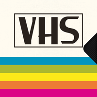 VHS Tapecorder - Retro 80s Cam